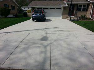 Colorado-Springs-concrete-driveway